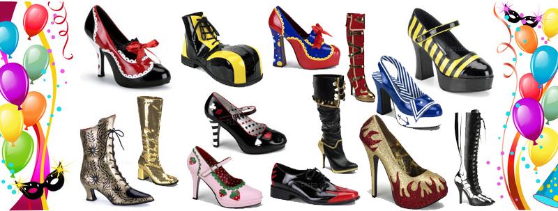 Karneval 2013 im High-heels-discount.de
